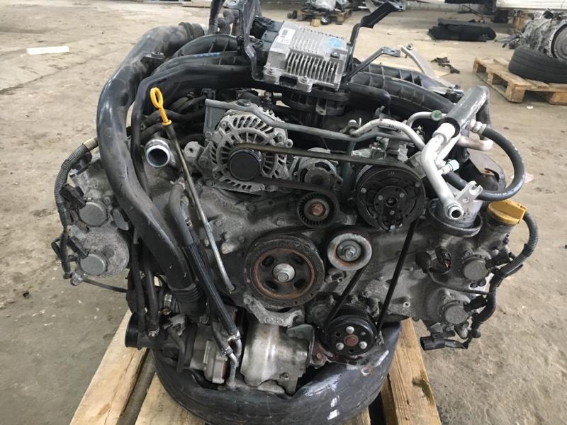 Двигатель Subaru Forester SJG FA20 (б/у)