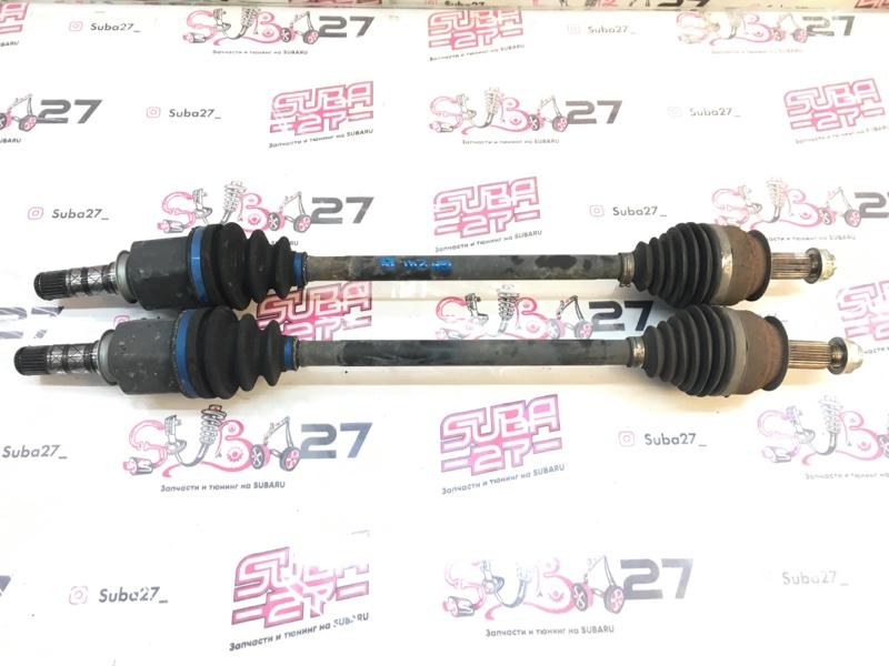 Привода комплект Subaru Impreza GH6 EJ203 2008 передняя (б/у)