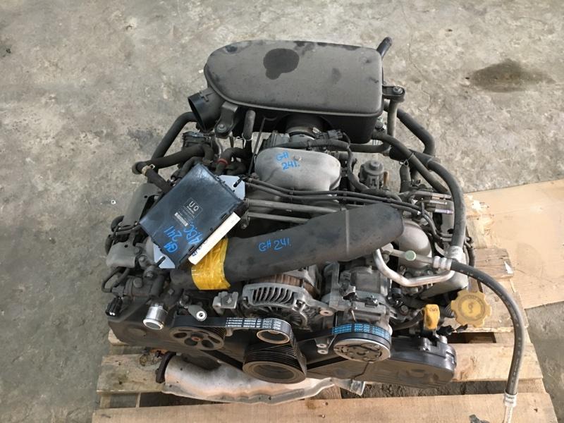 Двигатель Subaru Impreza GH6 EJ203 2008 (б/у)