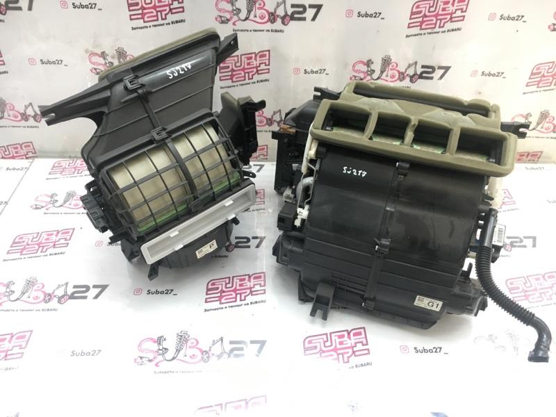 Печка Subaru Forester SJG FA20 (б/у)