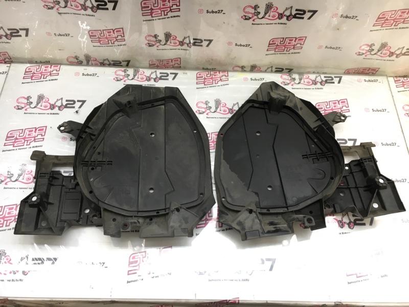 Защита бака Subaru Forester SJG FA20 (б/у)