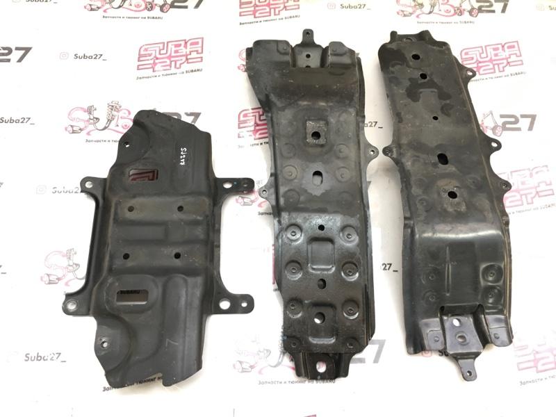 Крепление рулевой рейки Subaru Forester SJG FA20 (б/у)