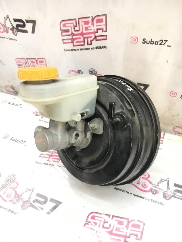 Главный тормозной цилиндр Subaru Forester SJG FA20 (б/у)