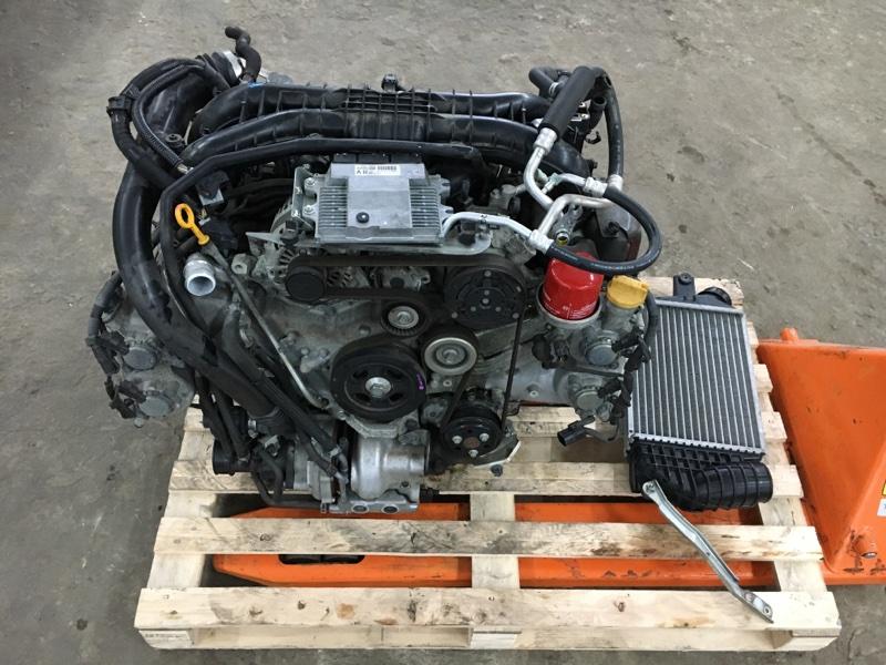 Двигатель Subaru Levorg VMG FA20 2015 (б/у)