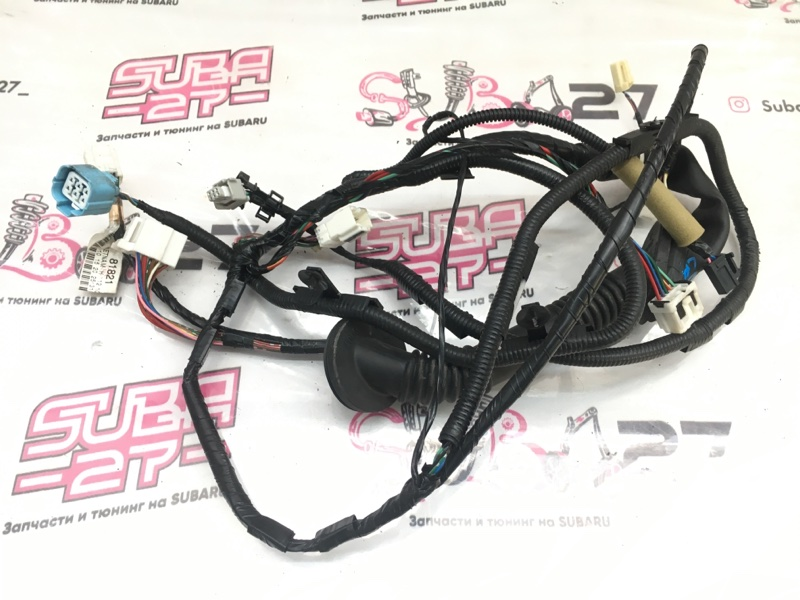 Проводка двери Subaru Forester SJG FA20 передняя левая (б/у)