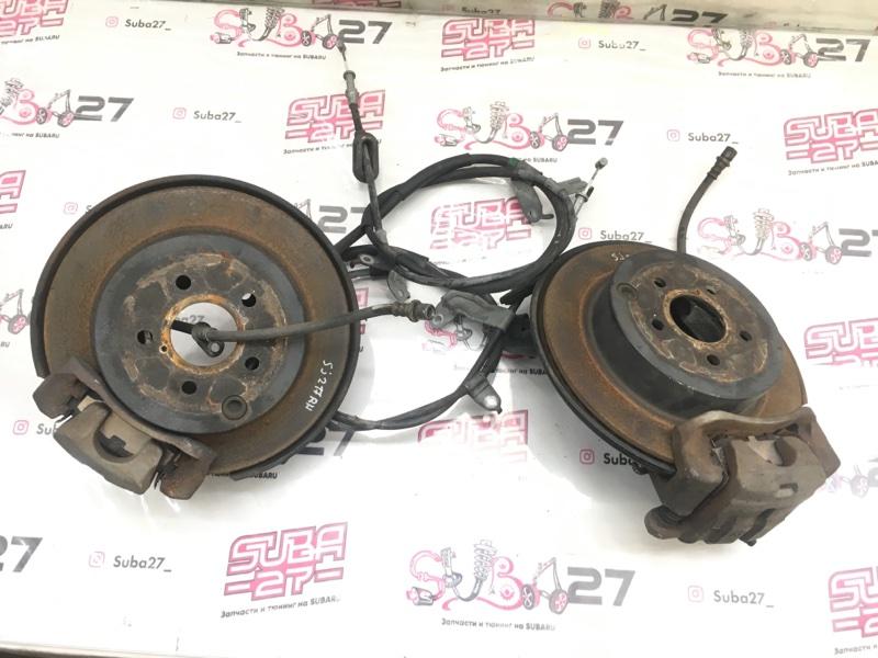 Тормоза Subaru Forester SJG FA20 задняя (б/у)