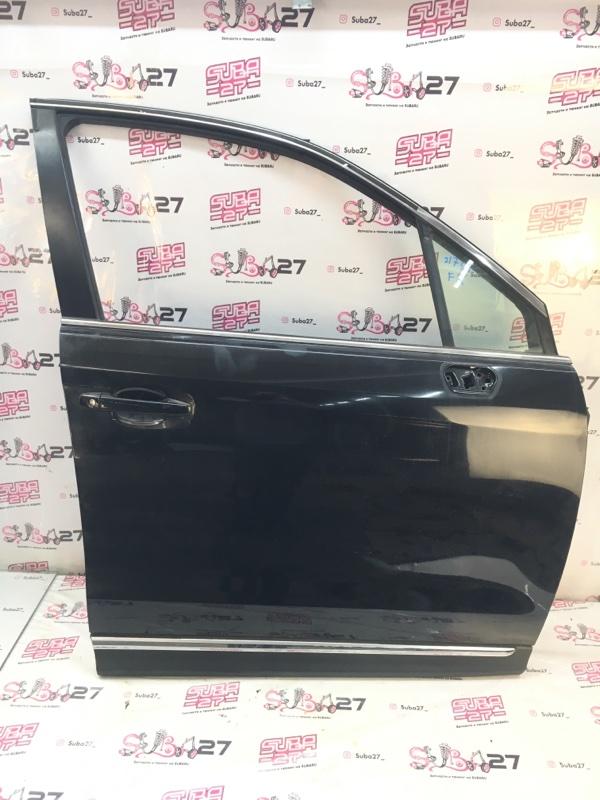 Дверь Subaru Forester SJG FA20 передняя правая (б/у)