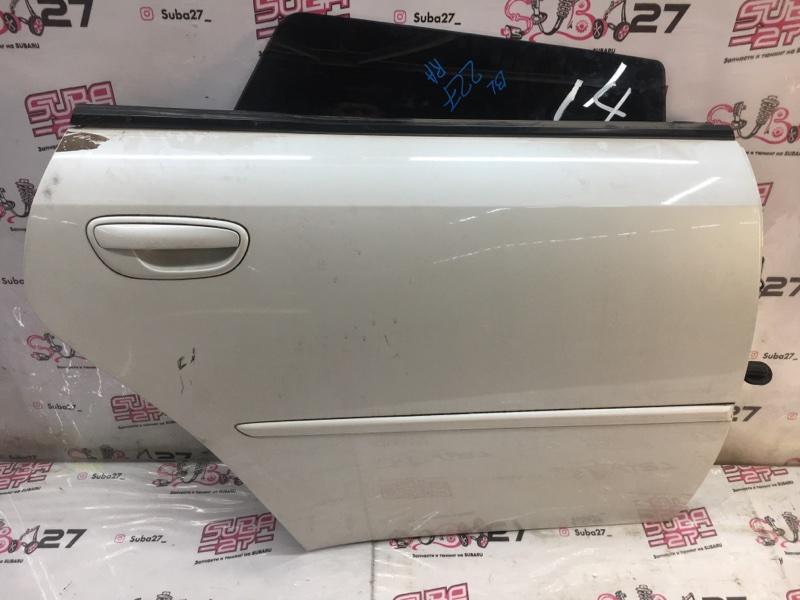 Дверь Subaru Legacy BLE EZ30 2004 задняя правая (б/у)