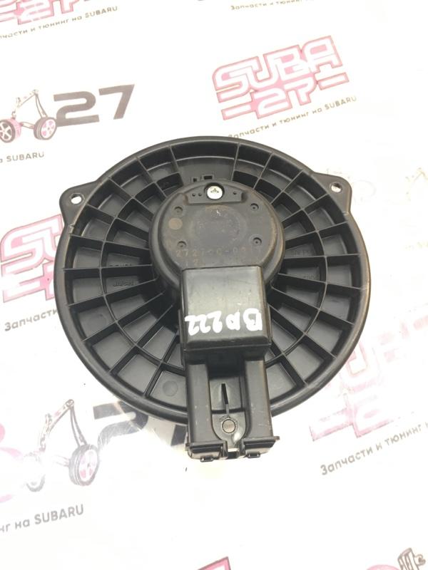 Мотор печки Subaru Legacy BPE EZ30 2004 (б/у)