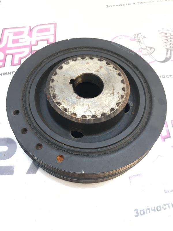 Шкив коленвала Subaru Impreza GH8 EJ20X 2007 (б/у)