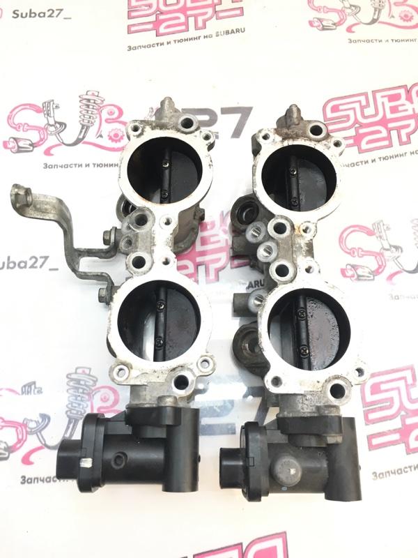 Блок дроссельной заслонки Subaru Impreza GH8 EJ20X 2007 (б/у)