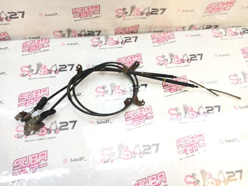 Трос ручника Subaru Legacy BL5 2004 (б/у)