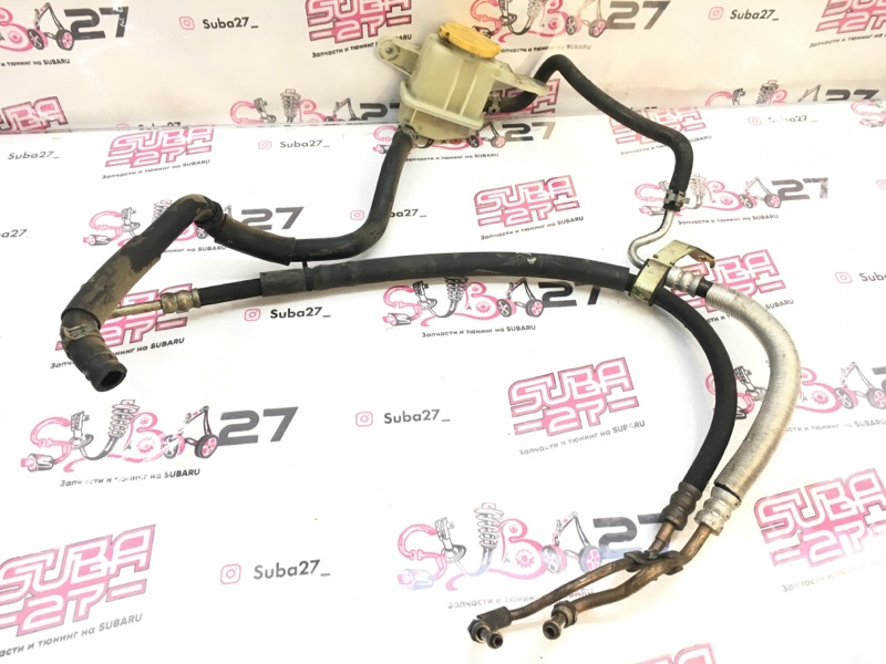 Шланги гур Subaru Legacy BP5 2007 (б/у)