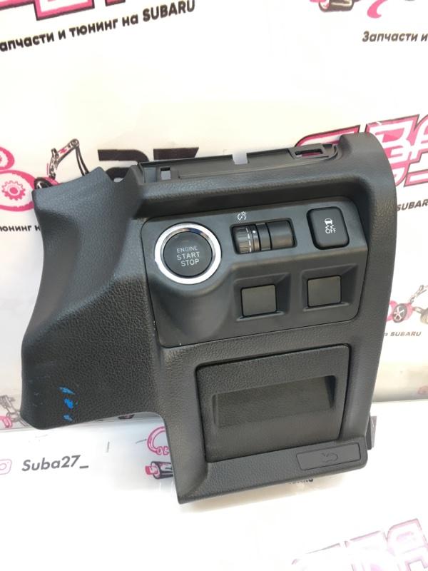 Пластик торпедо Subaru Levorg VMG FA20 2015 (б/у)