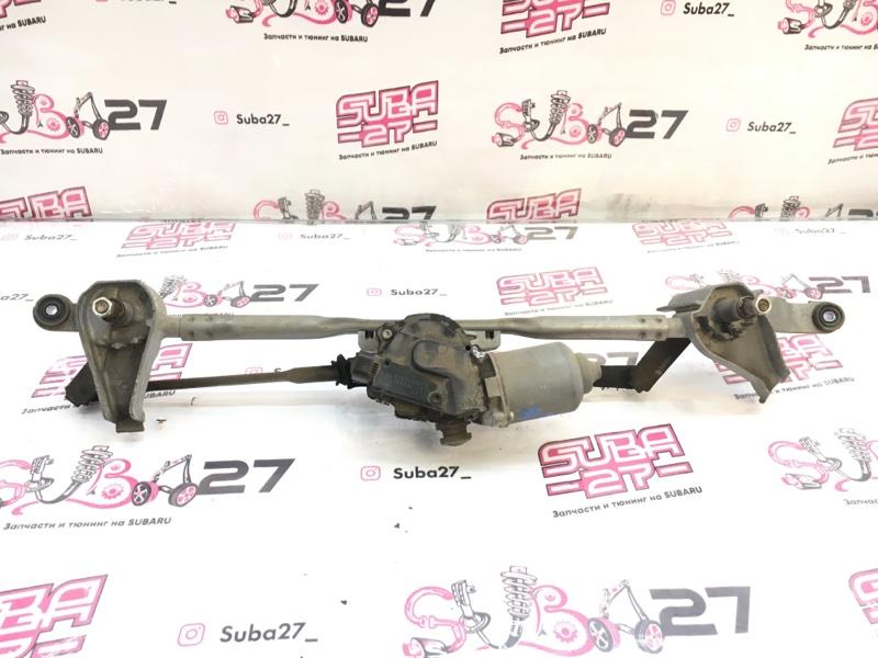 Трапеция дворников Subaru Forester SH5 EJ204 2010 (б/у)