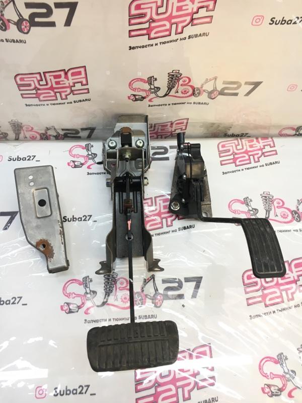 Педальный узел Subaru Forester SH5 EJ204 2010 (б/у)