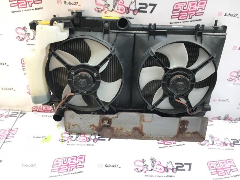 Радиатор двс Subaru Legacy BP5 EJ203 2007 (б/у)