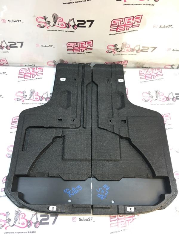 Пенопласт багажника Subaru Outback BP9 EJ253 2008 (б/у)