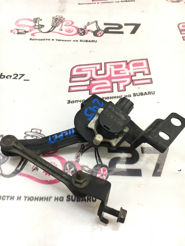Корректор фар Subaru Outback BP9 EJ253 2008 передний (б/у)