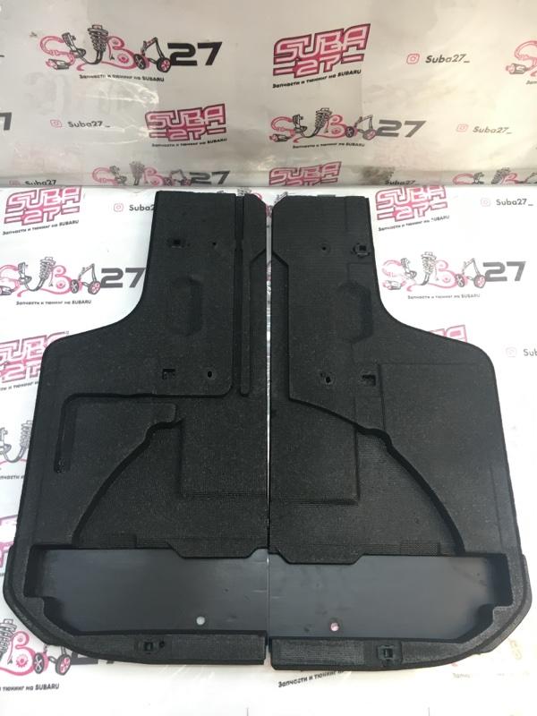 Пенопласт багажника Subaru Legacy BP5 EJ20X 2005 (б/у)