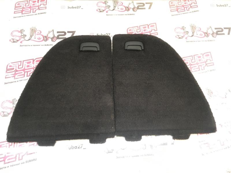 Пластик багажника Subaru Outback BP9 EJ253 2008 (б/у)