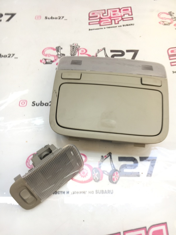 Плафон салона Subaru Outback BP9 EJ253 2008 (б/у)