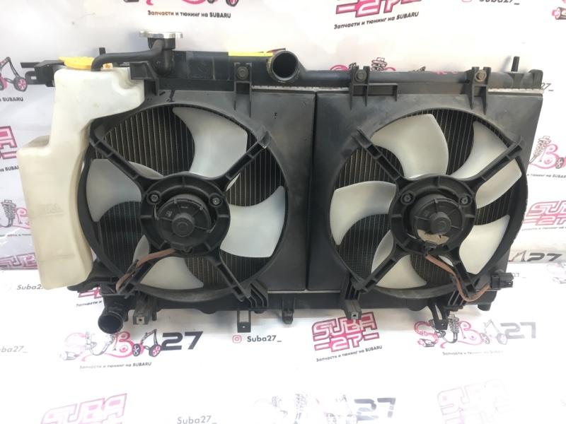 Радиатор двс Subaru Legacy BL5 EJ204 2004 (б/у)