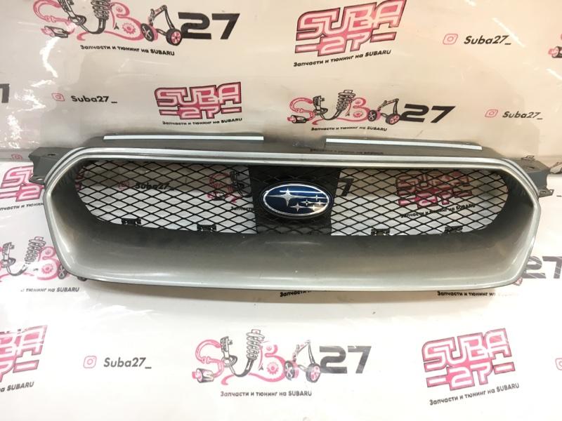 Решетка радиатора Subaru Legacy BP5 EJ20X 2005 (б/у)