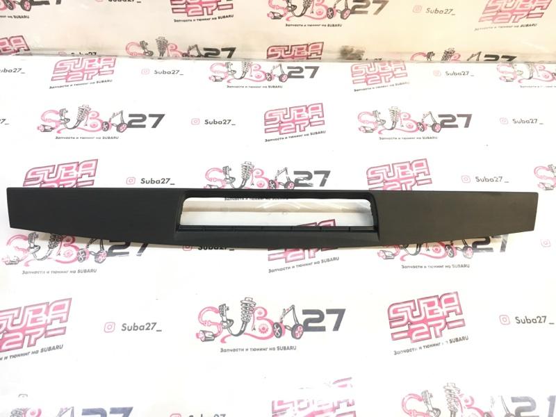 Обшивка крышки багажника Subaru Forester SH5 EJ204 2010 (б/у)