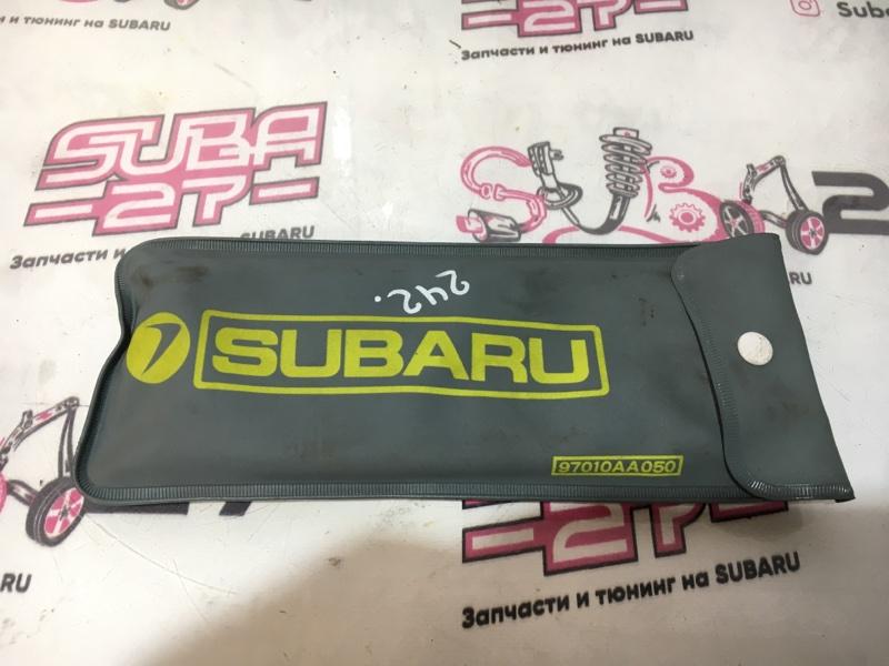 Ключ Subaru Legacy BP5 EJ20X 2005 (б/у)