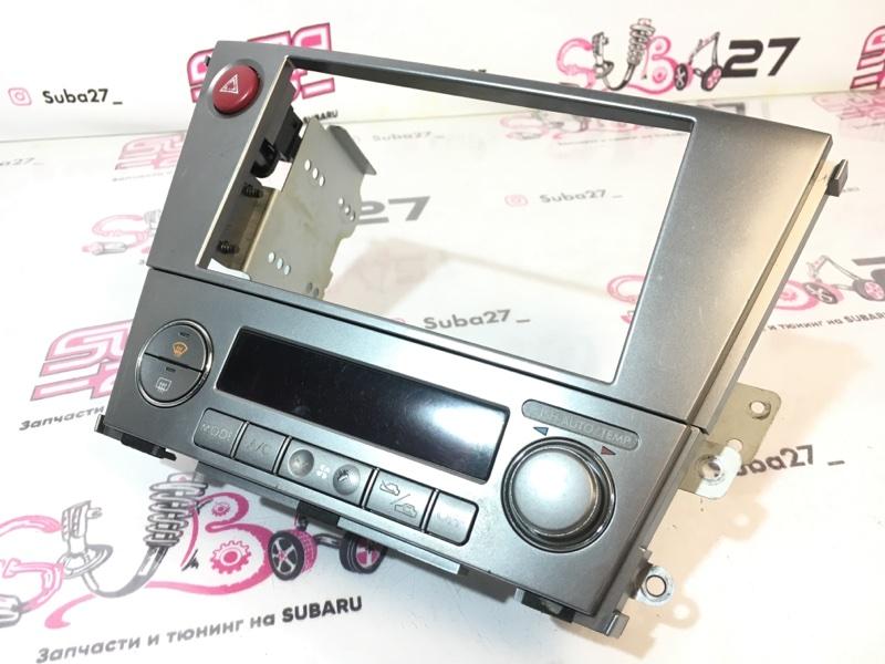 Блок управления климат-контролем Subaru Legacy BL5 EJ204 2004 (б/у)