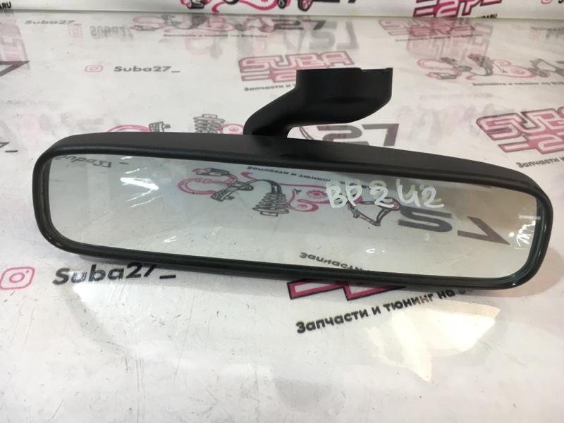 Зеркало салона Subaru Legacy BP5 EJ20X 2005 (б/у)