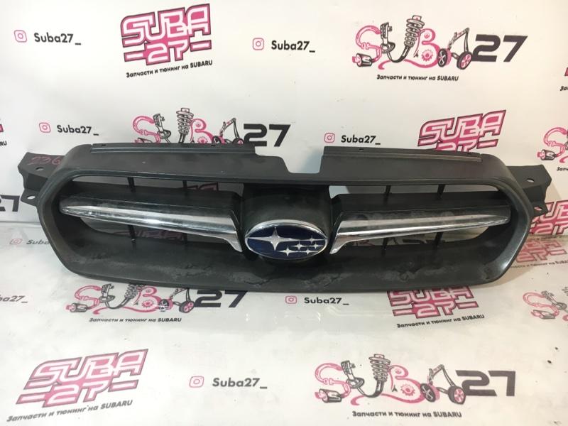 Решетка радиатора Subaru Legacy BL5 EJ204 2004 (б/у)