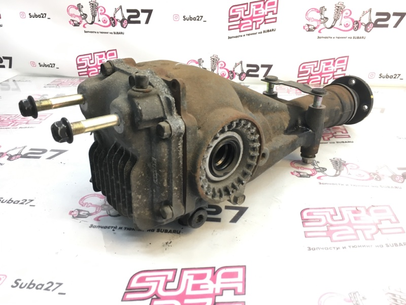 Редуктор Subaru Legacy BP5 EJ20X 2005 задний (б/у)