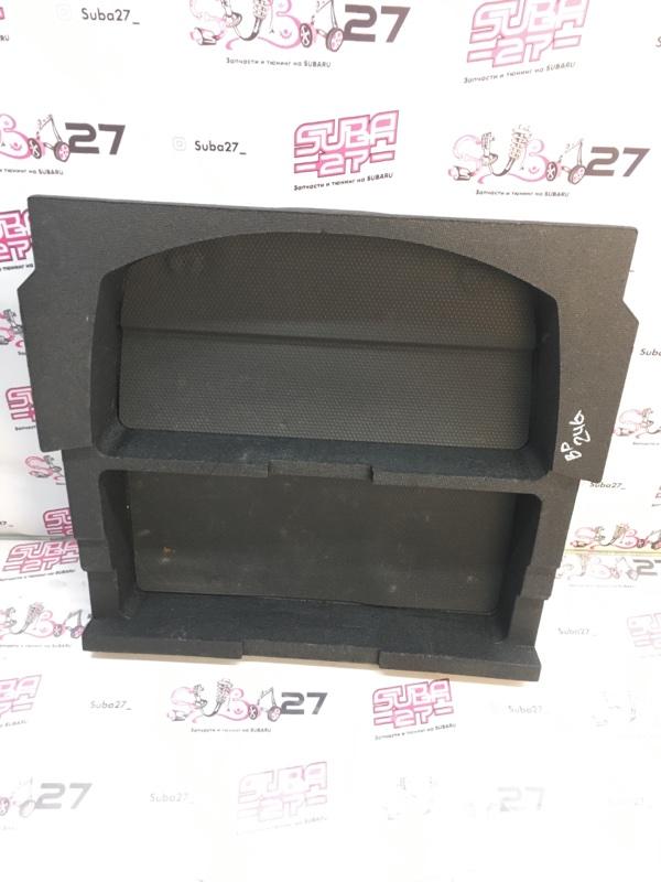 Пенопласт багажника Subaru Legacy BP5 EJ20X 2003 (б/у)