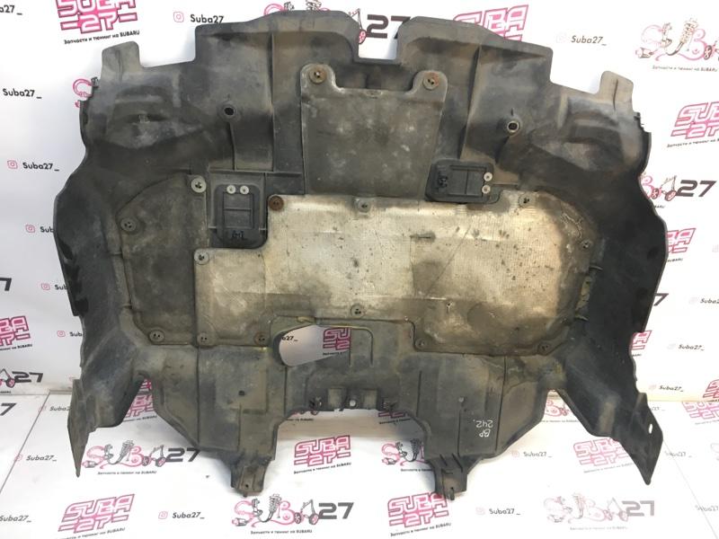 Защита двигателя Subaru Legacy BP5 EJ20X 2005 (б/у)