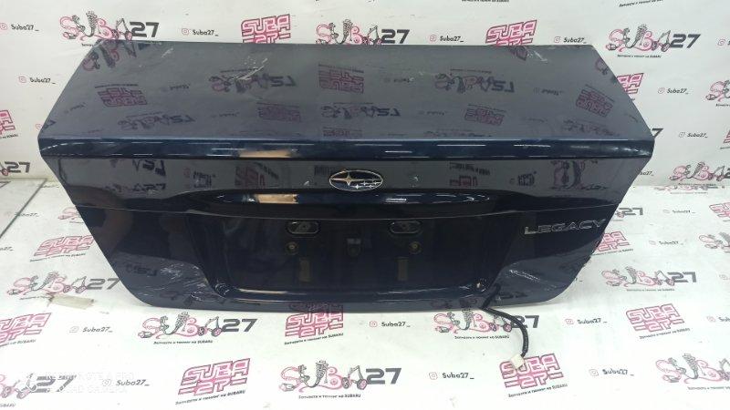 Крышка багажника Subaru Legacy BL5 EJ204 2004 (б/у)