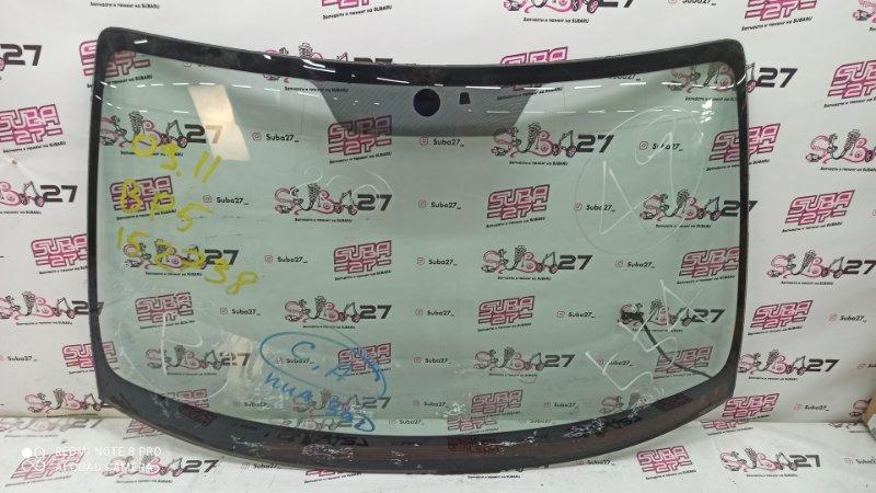 Стекло Subaru Legacy BP5 EJ20X 2007 переднее (б/у)