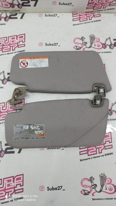 Козырек солнцезащитный Subaru Impreza GGA EJ205 2007 (б/у)