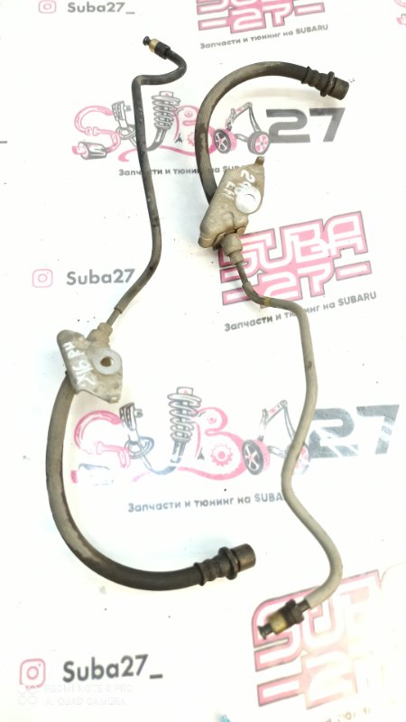 Шланги тормозные Subaru Legacy BP5 EJ20X 2003 задние (б/у)