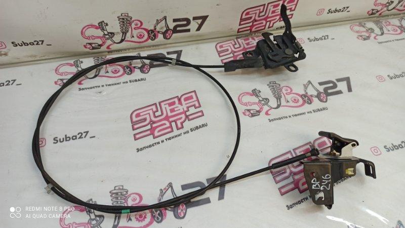 Трос капота Subaru Legacy BP5 EJ20X 2003 (б/у)