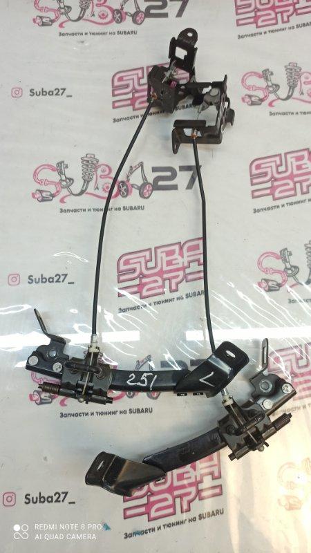 Механизм регулирования задних сидений Subaru Outback BP9 EJ253 2005 (б/у)