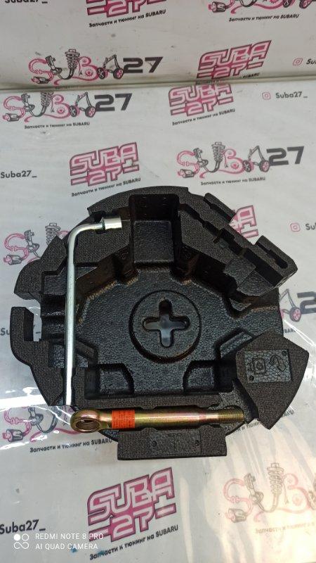 Пенопласт багажника Subaru Outback BP9 EJ253 2005 (б/у)