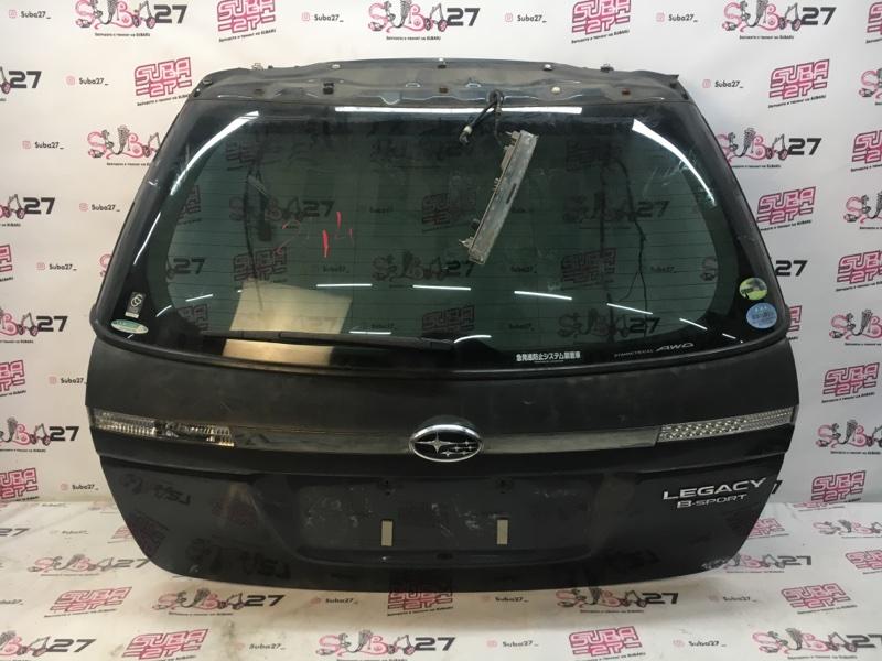 Крышка багажника Subaru Legacy BP5 EJ203 2007 задняя (б/у)