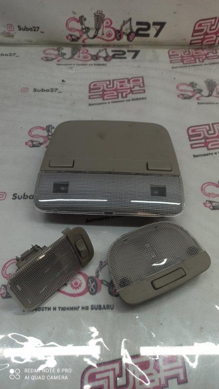 Плафон салона Subaru Legacy BP5 EJ203 2007 (б/у)