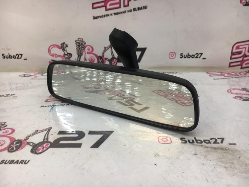 Зеркало салона Subaru Legacy BP5 EJ203 2007 (б/у)