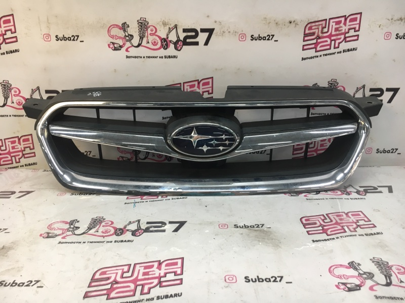 Решетка радиатора Subaru Legacy BP5 EJ20X 2007 (б/у)