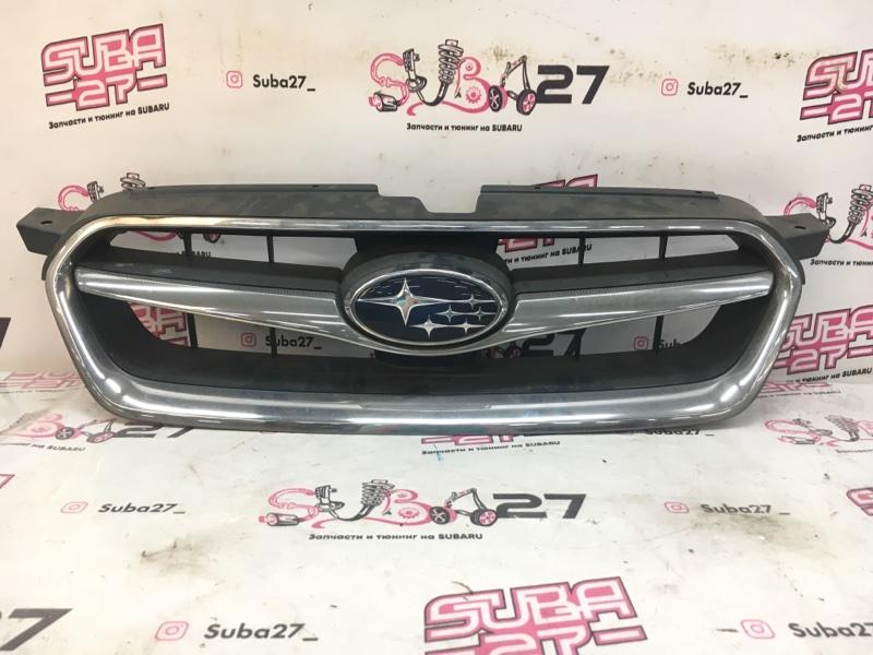 Решетка радиатора Subaru Legacy BP5 EJ203 2007 (б/у)