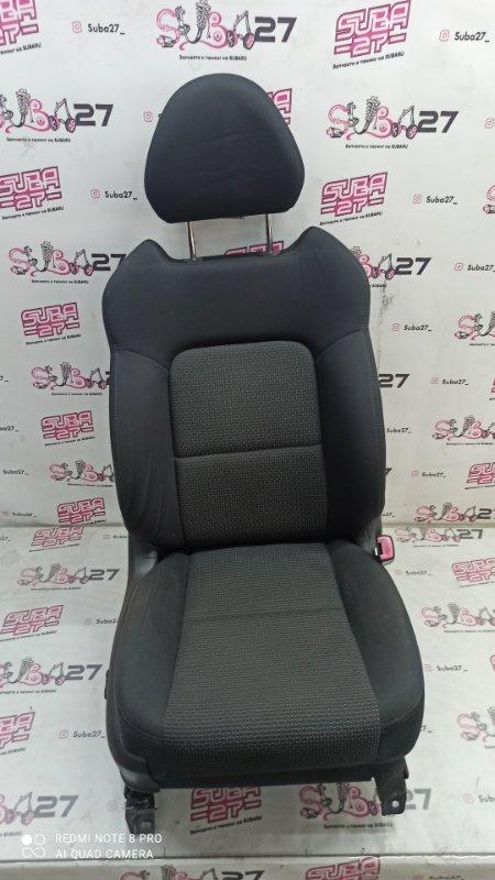 Сидение Subaru Legacy BP5 EJ203 2007 переднее правое (б/у)