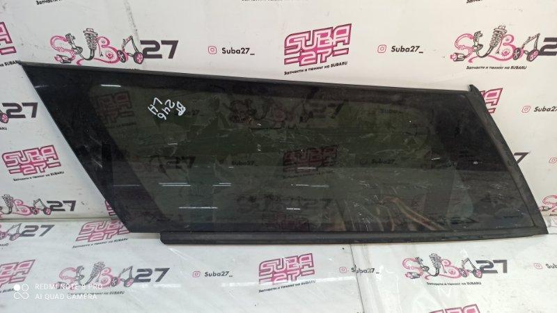 Стекло собачника Subaru Legacy BP5 EJ20X 2003 левое (б/у)